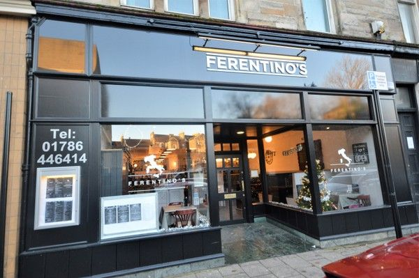 Restaurant/cafe for sale in Dumbarton Road, Stirling