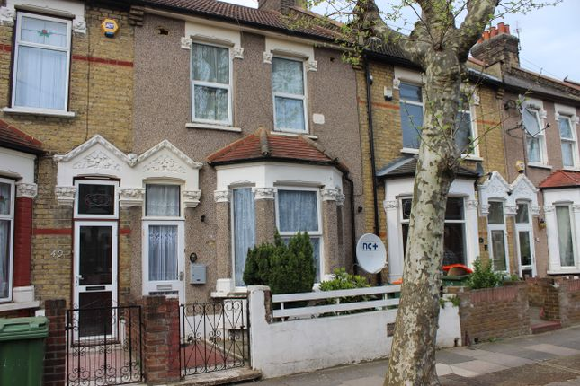 Thumbnail Terraced house for sale in Mortimer Road, East Ham