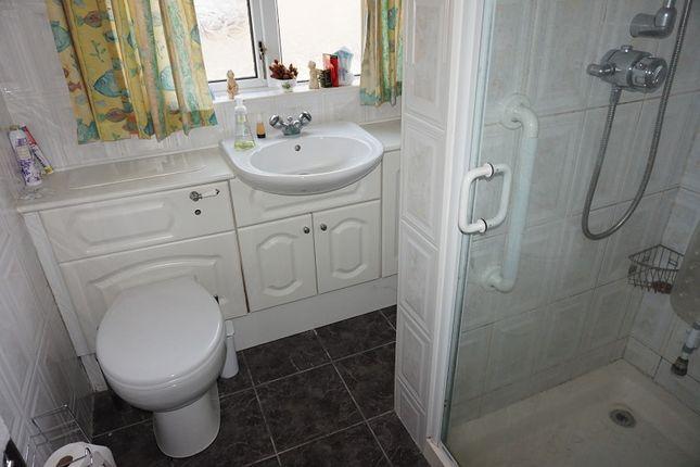 Shower Room of Heol-Y-Groes, Litchard, Bridgend, Bridgend County. CF31