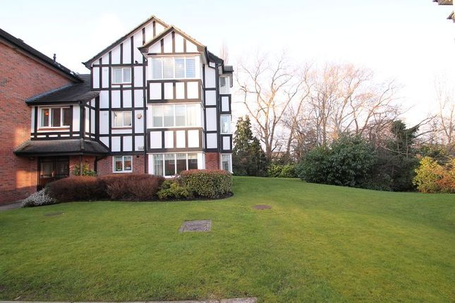 Thumbnail Flat to rent in South View Gardens, Schools Hill, Cheadle