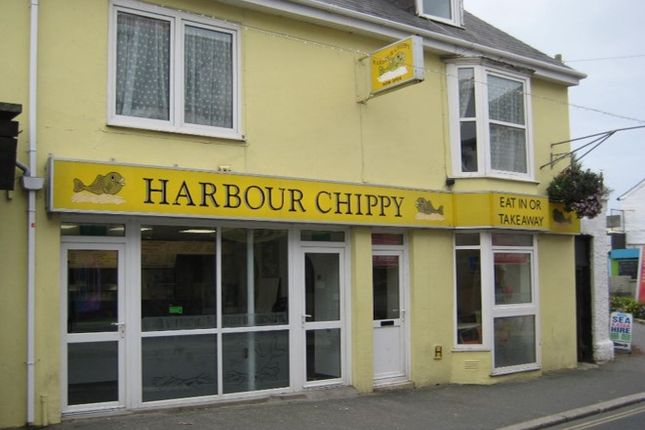 Thumbnail Restaurant/cafe for sale in 46-48 Fore Street, Newquay