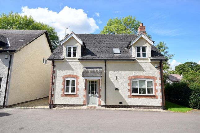 Thumbnail Detached house for sale in Briscoe Lane, Woodhouse, Loughborough