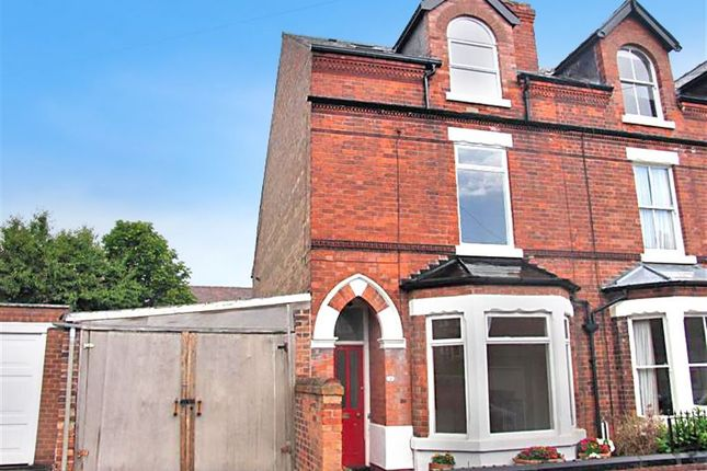 Thumbnail Terraced house to rent in Collington Street, Beeston, Nottingham