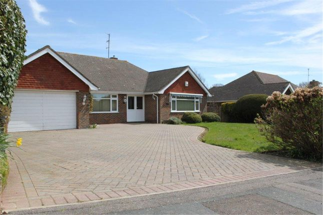 Thumbnail Detached bungalow to rent in Kewhurst Avenue, Bexhill-On-Sea