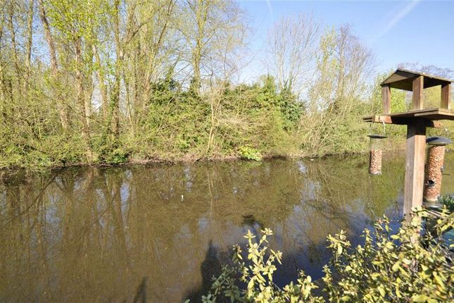 Thumbnail Town house for sale in Oast House Close, Wraysbury, Berkshire