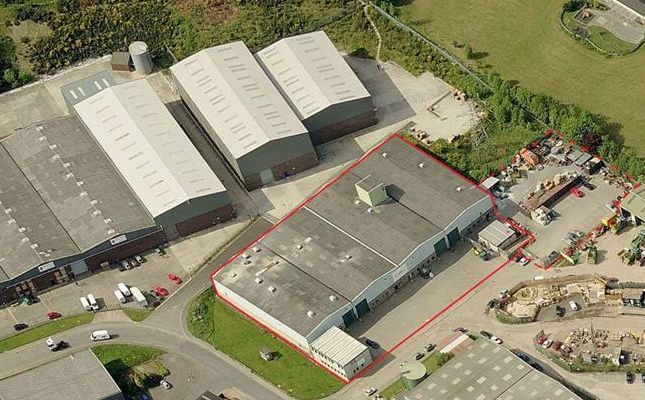 Light industrial to let in Units 5 - 8, Ashfield Way, Whitehall Industrial Estate, Leeds