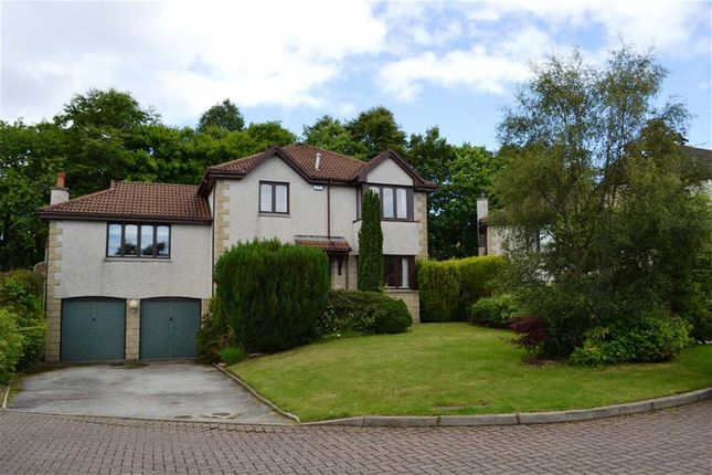 Thumbnail Detached house for sale in 4, Springdale Place, Aberdeen