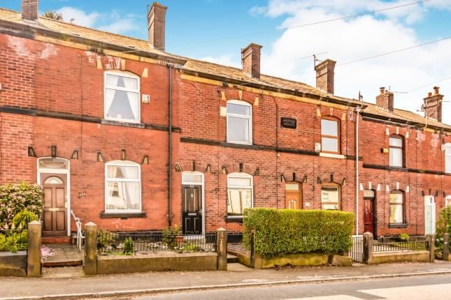 Front of Hollins Lane, Bury, Manchester, Greater Manchester BL9