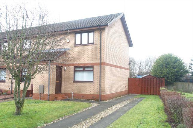 End terrace house for sale in Whitesbridge Avenue, Paisley