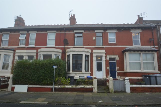 Thumbnail Terraced house to rent in Palatine Road, Blackpool