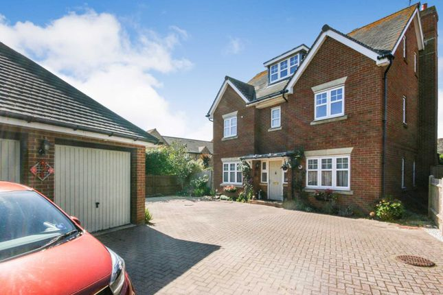 Thumbnail Detached house for sale in 1 Hunnisett Close, Selsey
