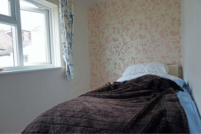 Bedroom Three of Coleridge Street, Hove BN3