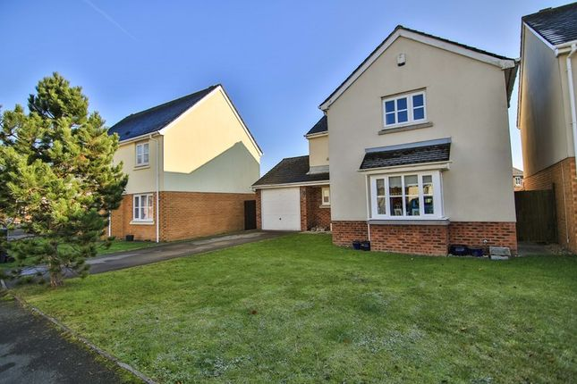 Thumbnail Detached house for sale in Lakeside Close, Nantyglo, Ebbw Vale