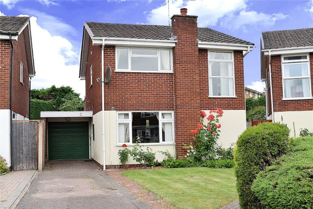 Thumbnail Detached house for sale in Westfield Road, Fernhill Heath, Worcester