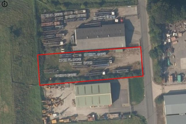 Thumbnail Land for sale in Mill Road, Littleburn Industrial Estate