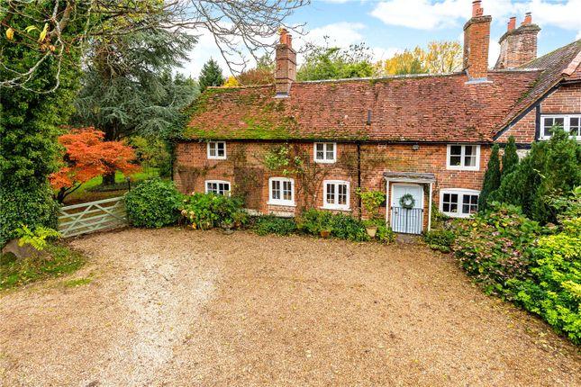 Thumbnail Semi-detached house for sale in Hartley Mauditt, Alton, Hampshire