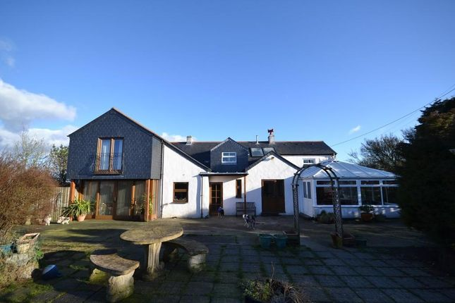 Thumbnail Detached house for sale in Woodhill, St. Gluvias, Penryn