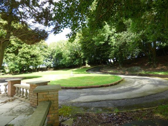 Front Grounds of Pentrefelin, Amlwch, Sir Ynys Mon LL68