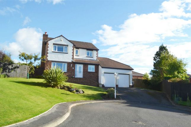 Thumbnail Detached house for sale in Thistle Close, The Highlands, Whitehaven, Cumbria