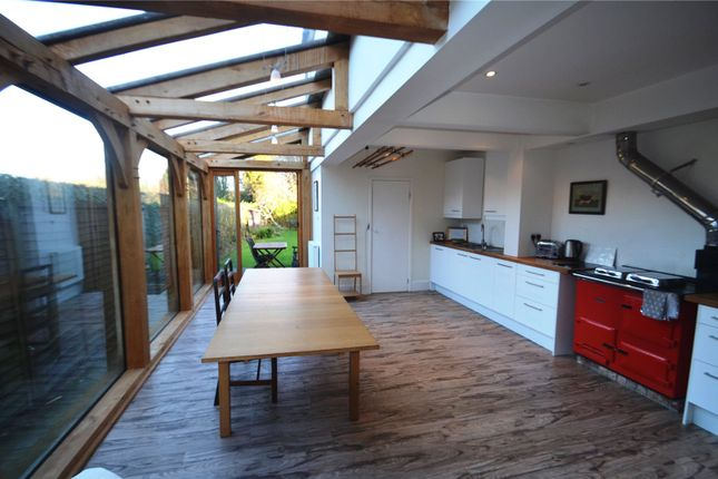 Thumbnail Semi-detached house for sale in Updown Hill, Windlesham, Surrey