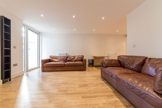 Lounge of Beacon Point, 12 Dowells Street, Greenwich, London SE10