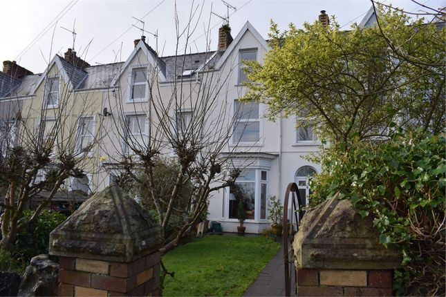 Thumbnail Terraced house to rent in Brooklyn Terrace, Newton, Swansea