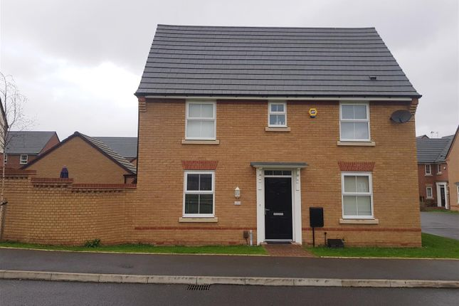 Thumbnail Property to rent in Phoebe Close, Binley, Coventry