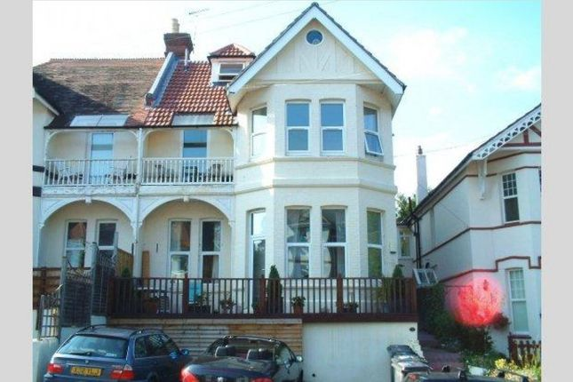 Thumbnail Detached house to rent in Alumdale Road, Westbourne, Bournemouth
