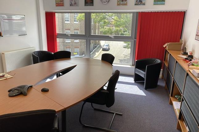 Thumbnail Office for sale in Unit 13 The Io Centre, Seymour Street, Woolwich, London