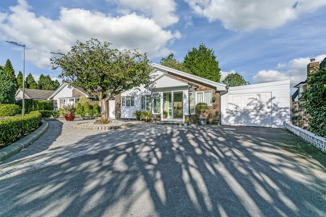 Thumbnail 4 bed detached bungalow for sale in The Brindles, Banstead