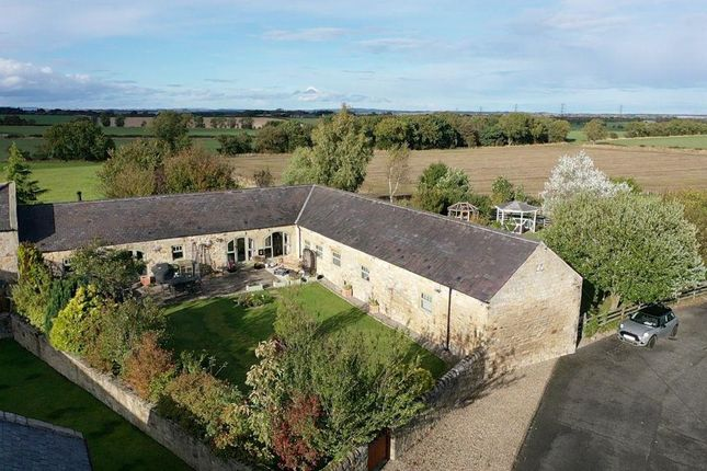 Thumbnail Detached bungalow for sale in Hunt Law Farm, Nr Ponteland, Northumberland