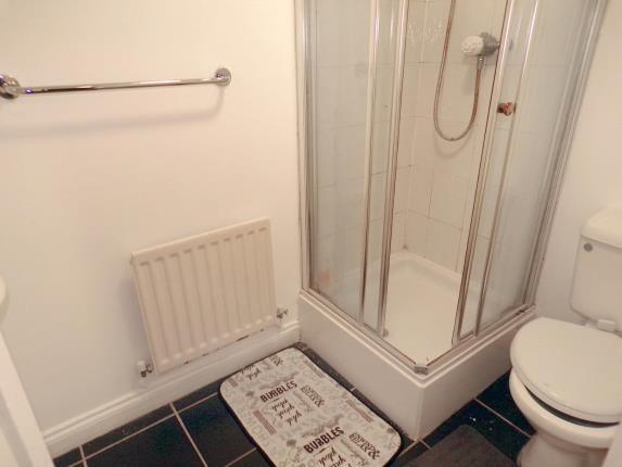 Shower Room of Parnell Road, Stapleton, Bristol BS16