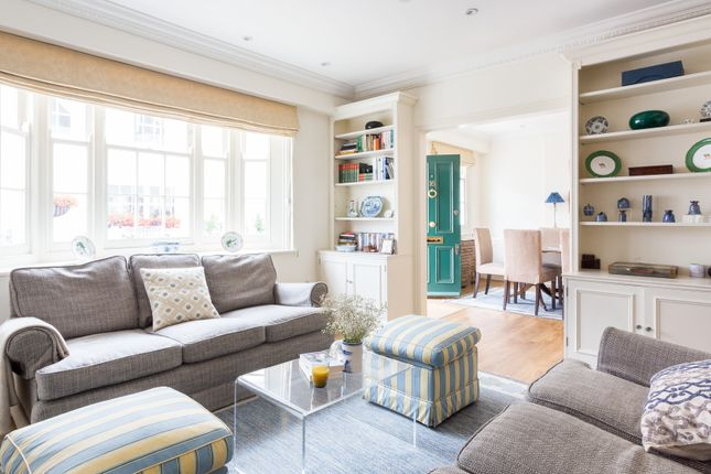 Thumbnail Town house to rent in Napier Place, London