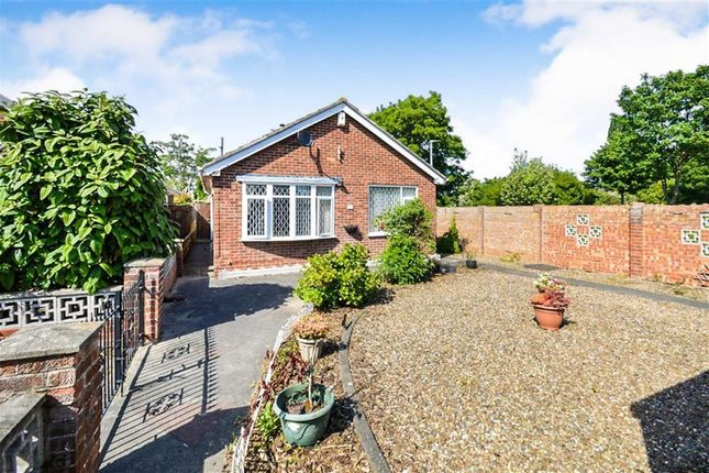 Thumbnail Detached bungalow for sale in Laburnum Drive, Hull