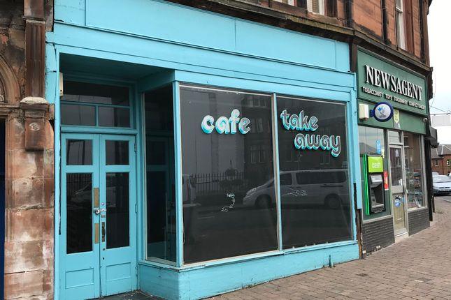 Thumbnail Retail premises for sale in Smith Street, Ayr