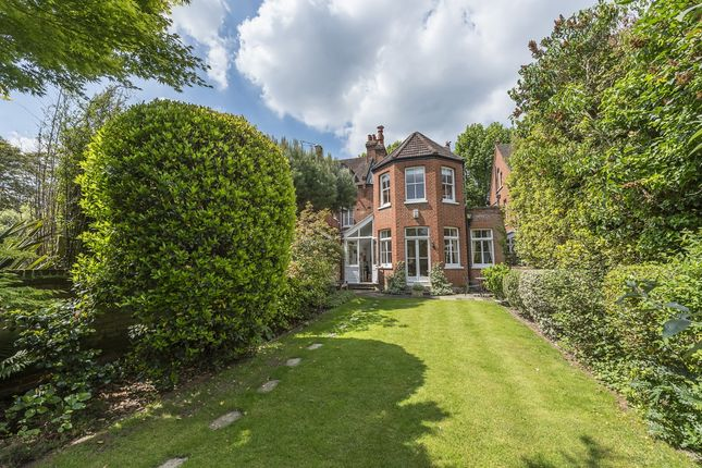 Thumbnail Semi-detached house to rent in Waldegrave Gardens, Twickenham