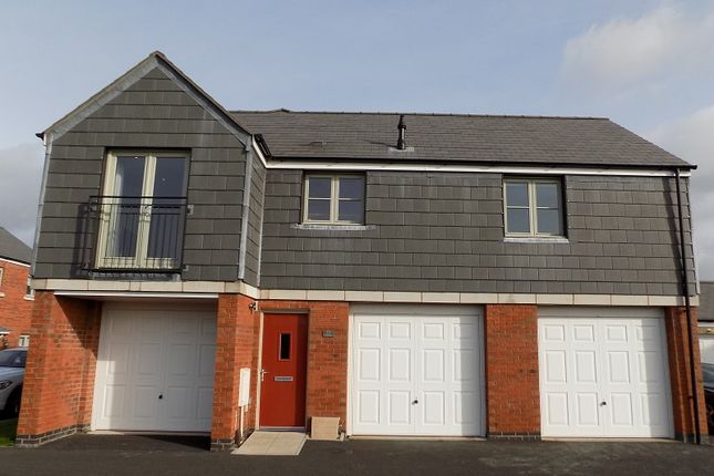 Thumbnail Flat for sale in Y Gilfach, Llandarcy, Neath, Neath Port Talbot.