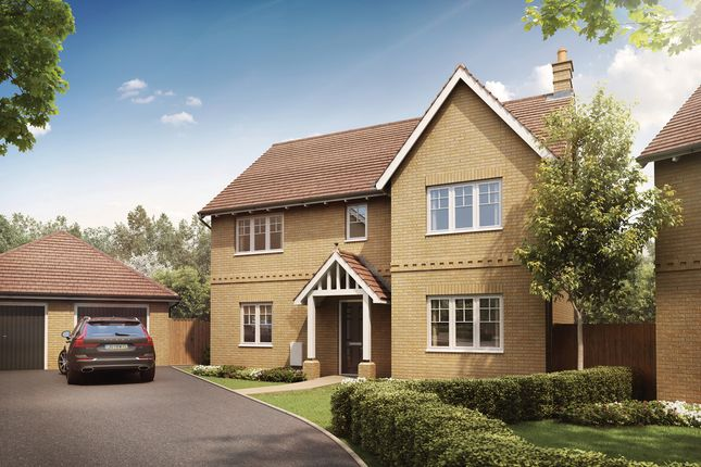 "Thumbnail Property for sale in ""The Caldwick"" at St. James Close, Bartestree, Hereford"