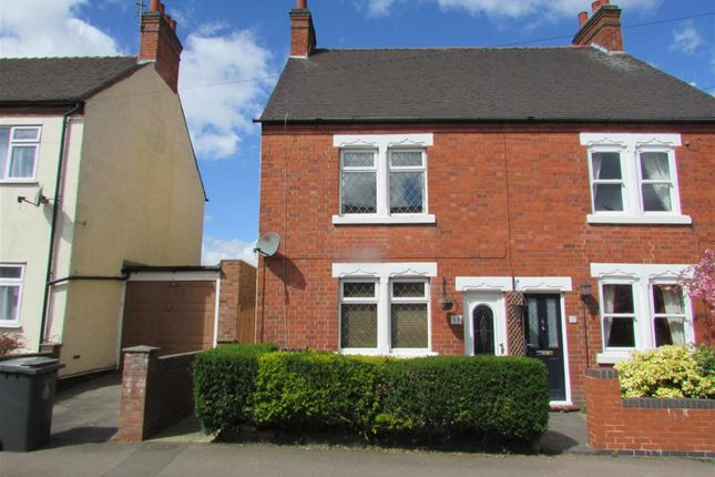 Thumbnail Semi-detached house to rent in Thomas Street, Tamworth, Staffordshire