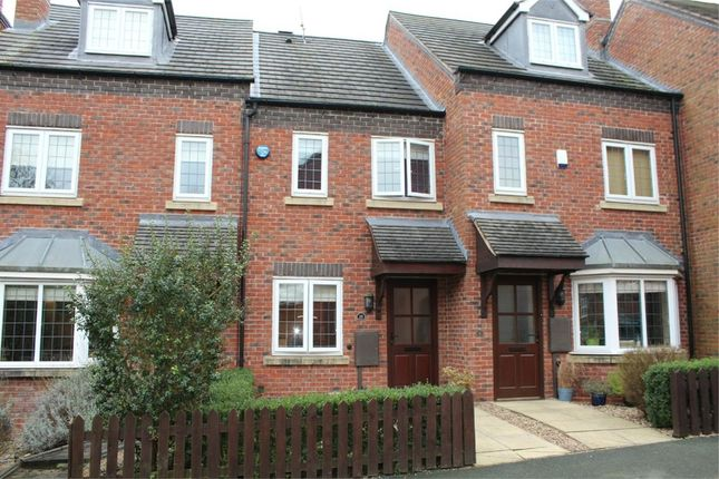 Thumbnail Terraced house to rent in Crown Hill Close, Stoke Golding, Nuneaton