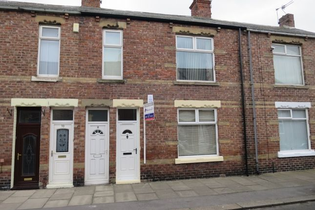 Thumbnail Flat to rent in Eccleston Road, South Shields