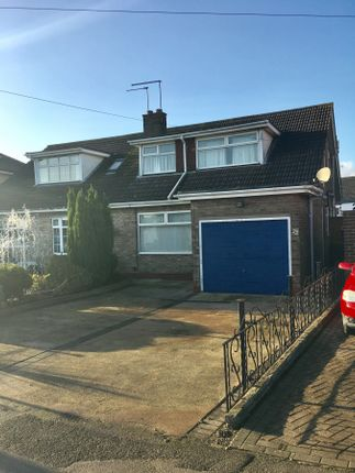 Thumbnail Semi-detached house to rent in Thorn Road, Hedon, Hull