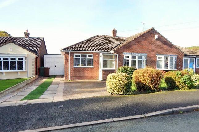 Thumbnail Semi-detached bungalow to rent in Croft Crescent, Clayhanger