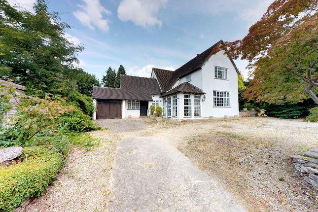 Thumbnail Detached house for sale in Cirencester Road, Charlton Kings, Cheltenham