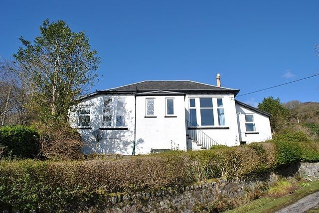 Thumbnail Bungalow for sale in Village Brae, Tighnabruaich, Argyll And Bute