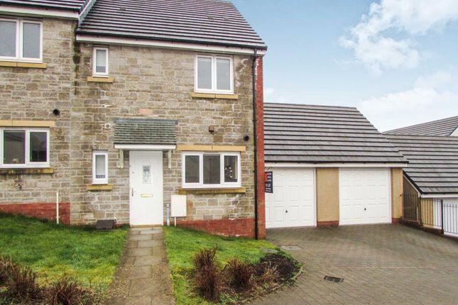 Thumbnail Property to rent in Llys Yr Onnen, Coity, Bridgend