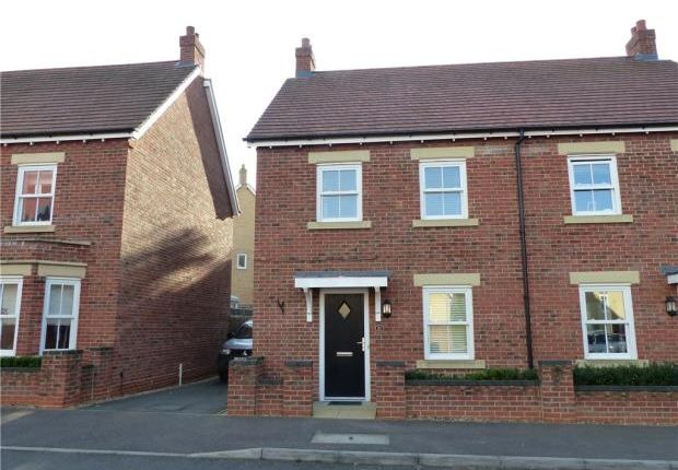 Thumbnail Semi-detached house to rent in Burr Close, Kempston, Bedford