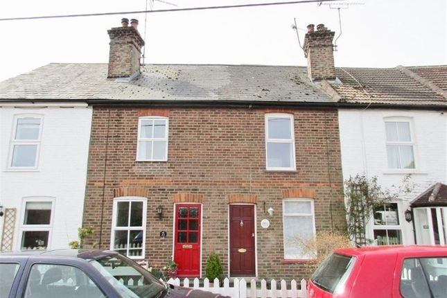 Thumbnail Terraced house to rent in Noahs Ark, Kemsing, Sevenoaks