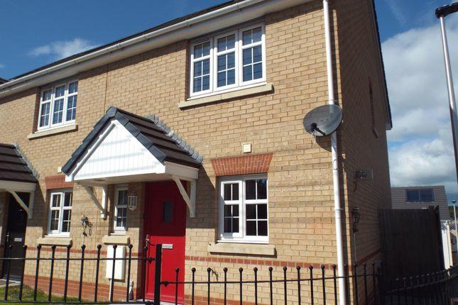 Thumbnail End terrace house for sale in Maes Y Meillion, Llandeilo Road, Gorslas, Llanelli