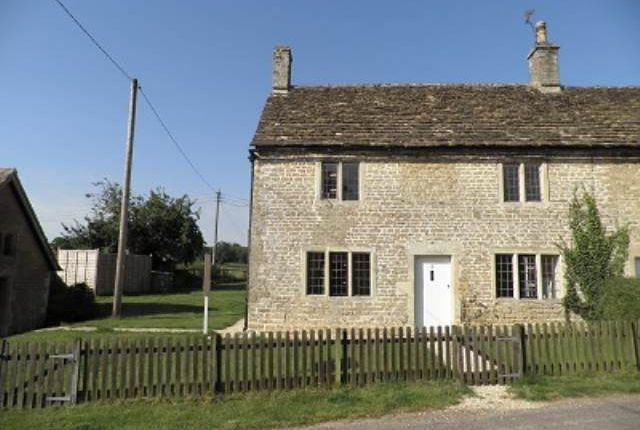 Thumbnail Property to rent in Church Cottages, Lullington, Nr Frome